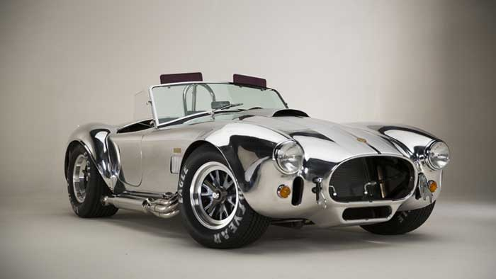 Shelby Cobra 427 : 50 exemplaires « 50th Anniversary » 1