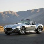Shelby Cobra 427 : 50 exemplaires « 50th Anniversary »