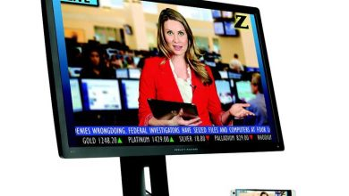 Photo of CES 2015 : HP présente des écrans 4K, 5K et courbés