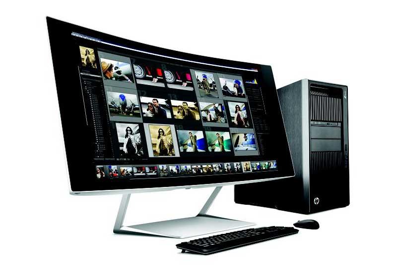 L'Envy 34c (aussi appelé Z34c), un écran incurvé de 34 pouces au format 21:9.
