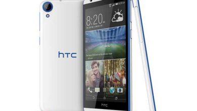 Photo de HTC : commercialisation des Desire 820 et 620 en février