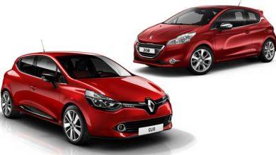 Automobiles : les 10 meilleures ventes de 2014