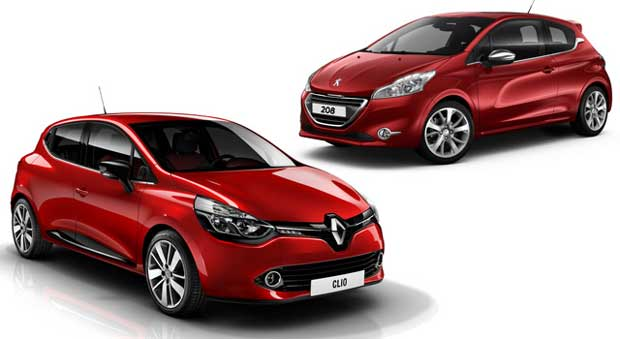 Automobiles : les 10 meilleures ventes de 2014 1