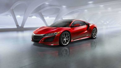 Photo de Honda dévoile enfin la nouvelle NSX