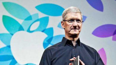 Photo de Apple : plus de 9 millions de dollars pour Tim Cook