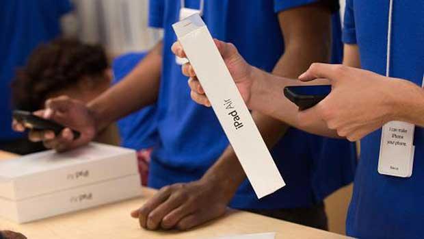 Apple : ventes d'iPad en net recul 1