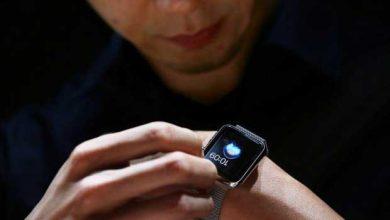Apple Watch : son application de gestion se dévoile