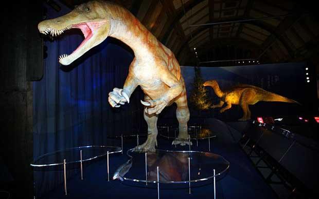 Les étranges dinosaures qui ont vécu en Grande-Bretagne 1