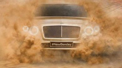 Photo of SUV : Bentley officialise le nom de Bentayga