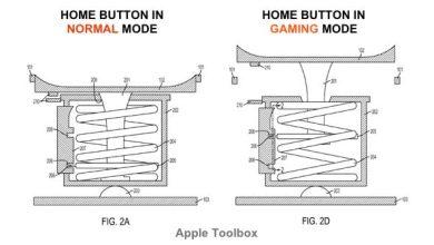 Photo de Brevet : un joystick intégré aux prochains iPhone ?
