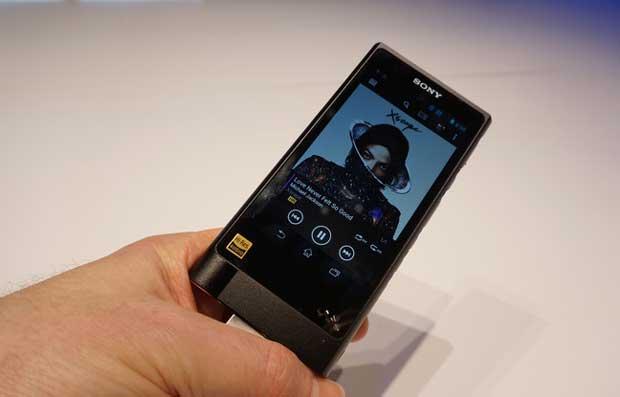 CES 2015 : Sony annonce un Walkman Hi-Res 1