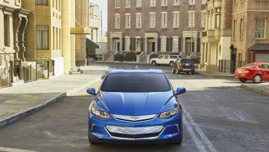 Photo de Chevrolet : plus de dynamisme et de puissance pour la Volt