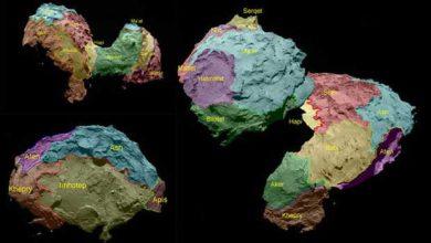 Photo of Rosetta nous en dit plus sur la comète Tchouri