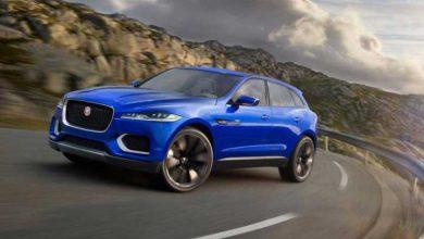 F-Pace : Jaguar va lancer un modèle crossover