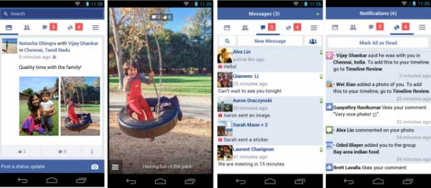 Facebook Lite : une version allégée pour  les marchés émergents 1