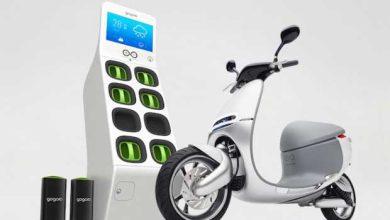 Photo de Gogoro imagine le scooter électrique de demain