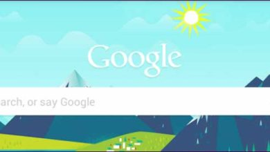 Photo de Google Now prend en charge la ponctuation