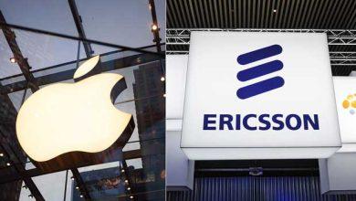 Photo de Guerre des brevets : Ericsson riposte contre Apple