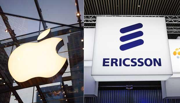 Guerre des brevets : Ericsson riposte contre Apple 1