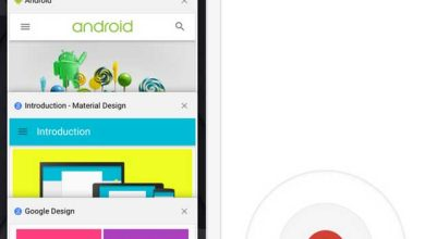 iOS : Chrome adopte le Material Design