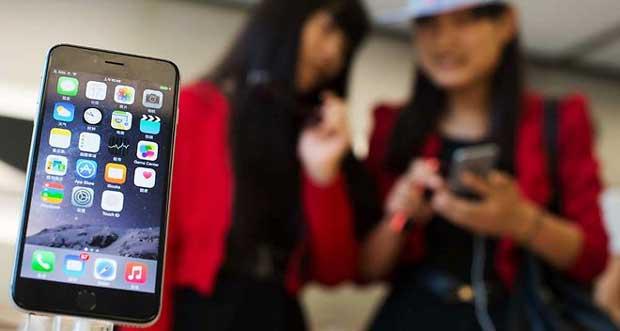 iPhone : la Chine premier marché d'Apple ? 1
