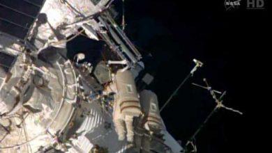 ISS : les six astronautes en sécurité dans la partie russe