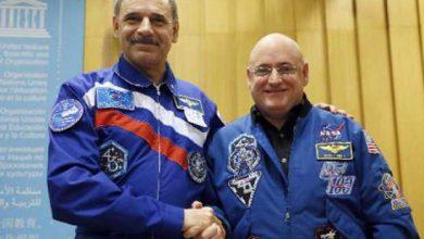 Photo de ISS : un an à bord pour préparer les vols vers Mars
