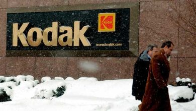 Photo de Kodak se diversifie en sortant son premier téléphone intelligent