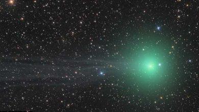 Photo of La comète Lovejoy s'observe à l'œil nu