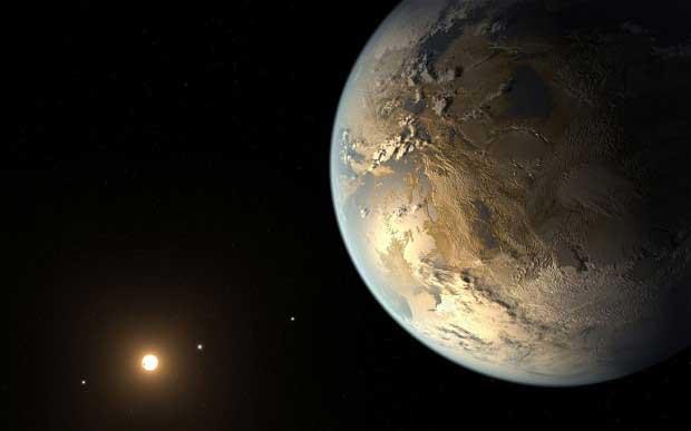La découverte d'une planète jumelle repose la question de la vie extraterrestre 1