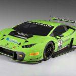 Lamborghini : une Huracan GT3 prête à en découdre 4