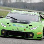 Lamborghini : une Huracan GT3 prête à en découdre 3