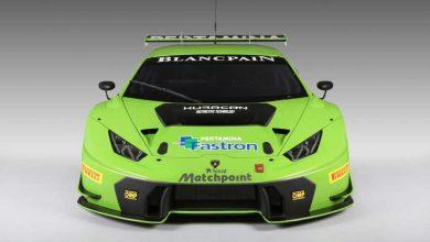 Photo of Blancpain Endurance Series : Lamborghini lance la Huracan GT3