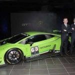 Lamborghini : une Huracan GT3 prête à en découdre 9