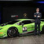 Lamborghini : une Huracan GT3 prête à en découdre 6