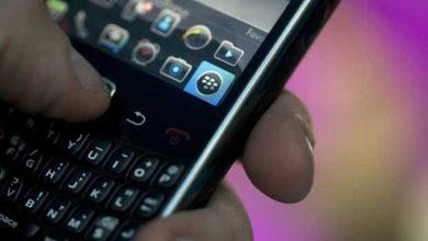 L'attaque de Sony Pictures profite à BlackBerry