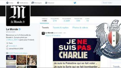 Photo of Le Monde : piratage de son compte Twitter