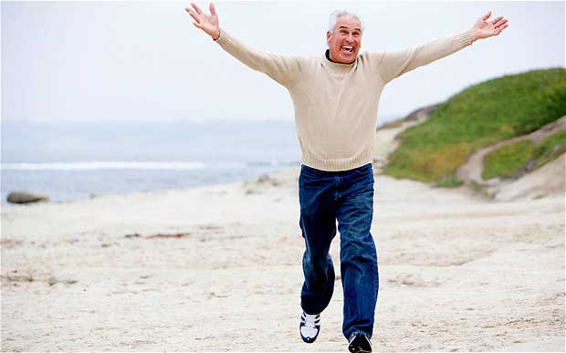 Le vieillissement n'est pas synonyme de mauvaise santé 1