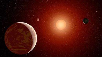 Les atmosphères influencent la rotation de certaines planètes