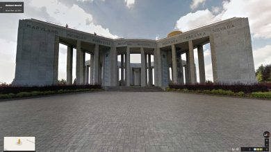 Photo de Les sites historiques belges s'invitent dans Street View