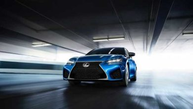 Photo of Lexus GS F : la grande berline devient sportive