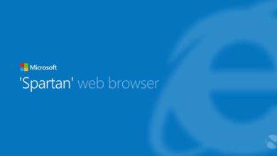Photo of Microsoft : quelle sera l'interface de Spartan ?