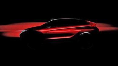 Photo de Mitsubishi : premières images d'un concept à technologie hybride électrique rechargeable