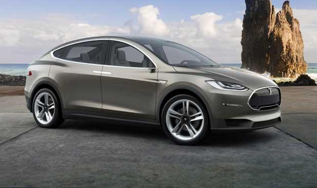 Model X : Tesla annonce sa livraison dès 2016 et une version Performance 85 1