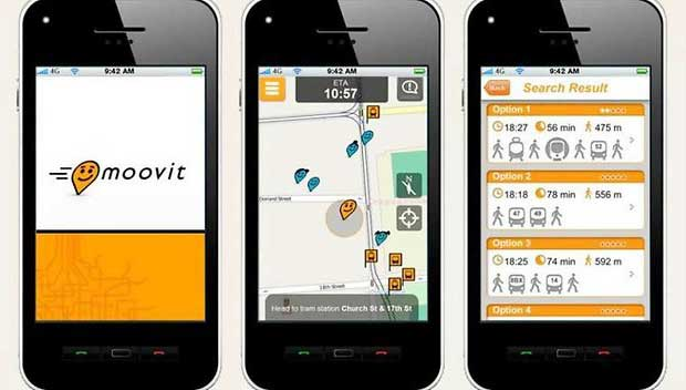 Moovit boucle un tour de table de 50 millions de dollars 1