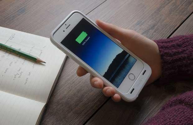 Mophie annonce ses étuis-batterie pour iPhone 6 et 6 Plus 1