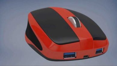 Photo de Mouse-Box : cacher un PC dans une souris !