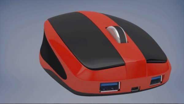 Mouse-Box : cacher un PC dans une souris ! 1