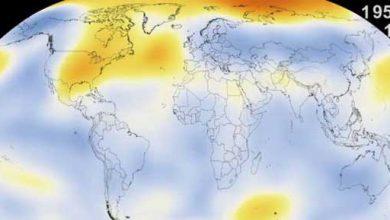 Photo of NASA : une vidéo de 30 secondes pour voir le réchauffement de la Terre