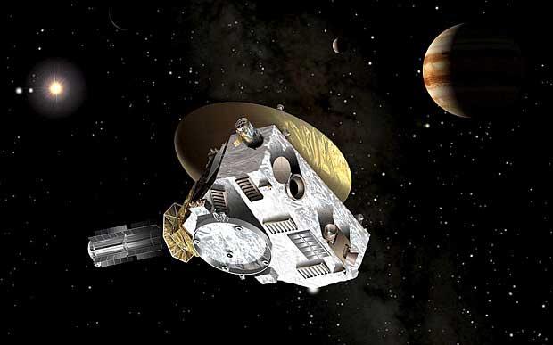 New Horizon : les cendres de Clyde Tombaugh arrivent près de Pluton 1
